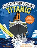 Best Chapter Books For Kids 8-10s - Escape This Book! Titanic Review