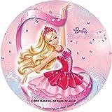 Tortenaufleger Barbie Ballerina 01