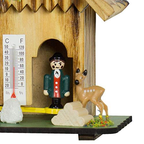 Wetterhaus 14cm von Trenkle Uhren - 4