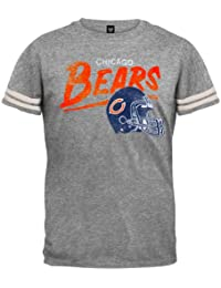 Chicago Bears - Mens Throwback Soft T-shirt