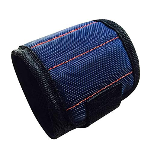 Tool Bags - Electrician Bag Magnetic Wristband Strong Magnets Oxford Cloth  Pocket Wrist Pouch Drill - Husky Milwaukee Hard Belt Gatorback Drill Bike