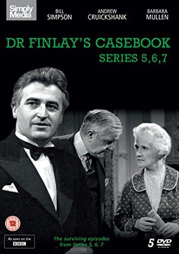 Series 5, 6 & 7 (5 DVDs)