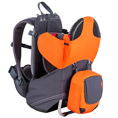 phil&teds Parade Baby Carrier, Orange  phil&teds
