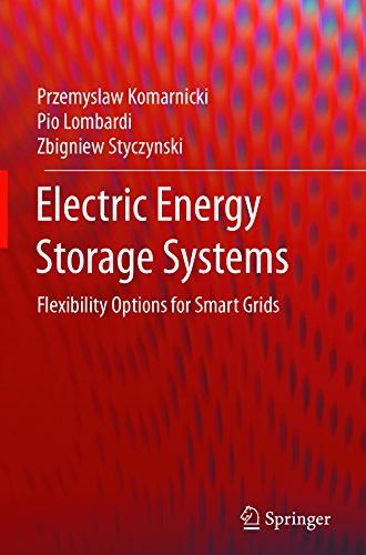 Mobile Storage-systeme (Electric Energy Storage Systems: Flexibility Options for Smart Grids)