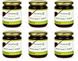 Clearspring Organic Rice Malt Syrup 330g (Pack of 6 )