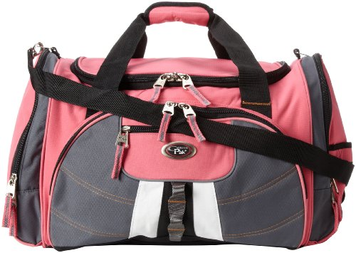 calpak-hollywood-22-inch-carry-on-unisex-polyester-duffel-bag-pink-one-size