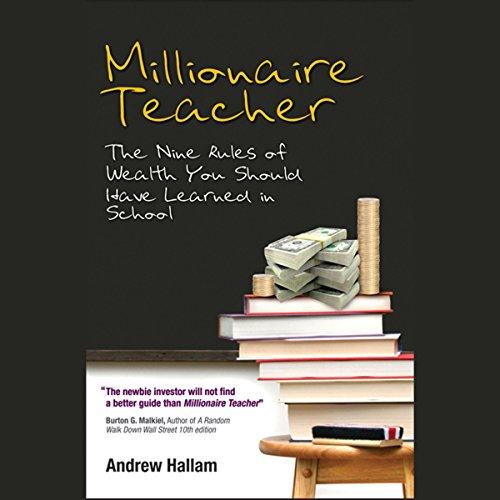 Millionaire Teacher  Audiolibri
