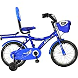 Hero Blaze Hi Riser 16T Junior Cycle (Blue/White)