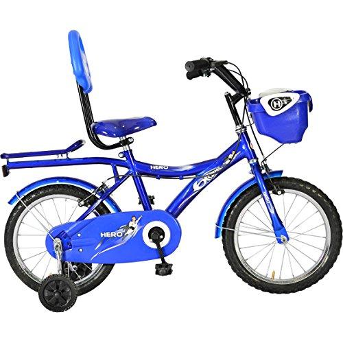 Hero Blaze Hi Riser 16T Single Speed Junior Cycle (Blue)
