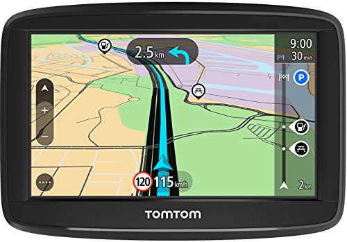 TomTom Start 42 (4,3 Pouces) - GPS Auto - Cartographie Europe 48 à V