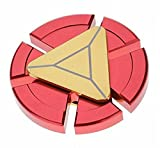 #4: Fidget spinner, a must have toy, superhero and marvel style (ironman)