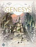 Fantasy Flight Games FFGGNS01 Genesys: A Nicrotive Wice System Core Rulebook, Mehrfarbig