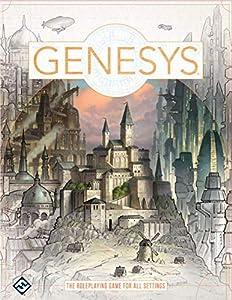 Fantasy Flight Games FFGGNS01 Genesys: A Narrative Dice System Core Rulebook