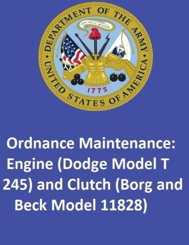 ordnance-maintenance-engine-dodge-model-t-245-and-clutch-borg-and-beck-model-11828