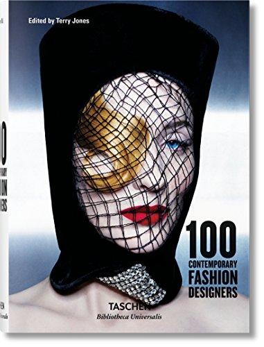 100 diseñadores de moda contemporáneos (Bibliotheca Universalis) por Terry Jones