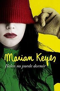 Helen no puede dormir par  Marian Keyes