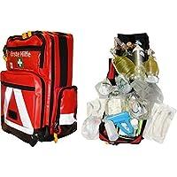 Notfallrucksack Beatmung mit Sauerstoff für Erwachsene und Kinder aus Plane preisvergleich bei billige-tabletten.eu