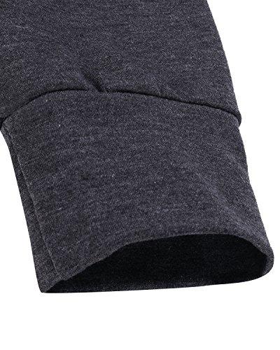 SUNNYME - Pull de sport - Pull - Femme gris foncé
