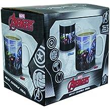Marvel Comics Mug Sensibles À La Chaleur Avengers