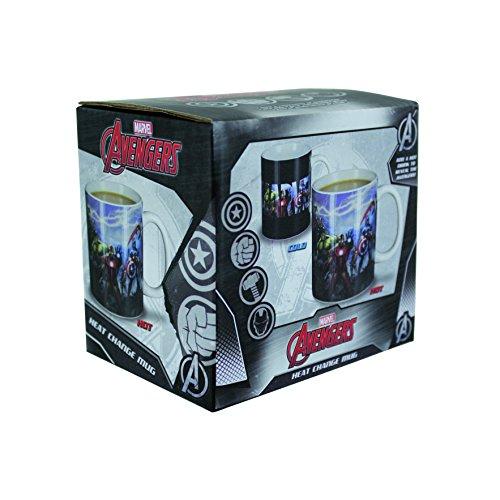 Marvel Mug (Marvel Thermoeffekt Becher [Andere Plattform])