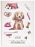 Personalisiertes Fotobuch für Ihr Haustier Pet Fotoalbum Erinnerungsbuch (Motiv 06, 120 Seiten/ 60 Blatt)