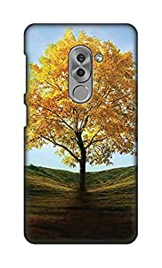 ZAPCASE Printed Back Cover for Huawei Honor 6x