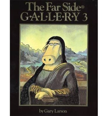 [ THE FAR SIDE GALLERY 3 BY LARSON, GARY](AUTHOR)PAPERBACK