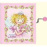 Spiegelburg 20099 Mini-Spieluhr Prinzessin Lillifee Vier Jahreszeiten/Frühl.