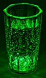 3er Set LED Schnapsglas, Trinkglas 60 ml multicolor (rot, blau, grün im Wechsel), Leuchtglas bunt lustig - 4