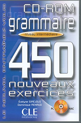 Le Nouvel Entraînez-Vous Grammaire