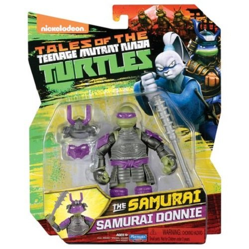 Turtles Action Figuren Samurai Donnie (Teenage Mutant Ninja Turtles Ratte)
