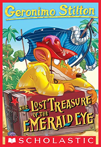 Geronimo Stilton #1: Lost Treasure of the Emerald Eye (English ...