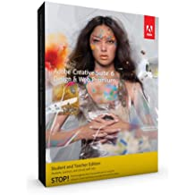 Adobe Creative Suite 6 Design & Web Premium Student and Teacher* MAC
