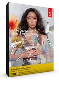 Adobe Creative Suite 6 Design & Web Premium Student and Teacher* MAC