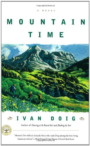 Mountain Time : A Novel by Ivan Doig (2000-08-30)