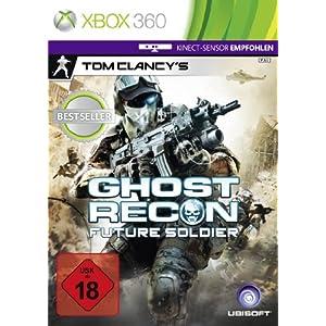 Tom Clancy's Ghost Recon – Future Soldier [Xbox Classics]