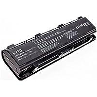 KYTD Batería de repuesto para portátil for Toshiba part number PA5023U-1BRS, PA5024U-1BRS, PA5025U-1BRS, PA5026U-1BRS, PABAS259, PABAS260, PABAS261, Satellite L850 Series [6 Celdas/4400mAh/48wh]