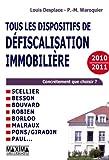 Telecharger Livres Tous les dispositifs de defiscalisation immobilier (PDF,EPUB,MOBI) gratuits en Francaise