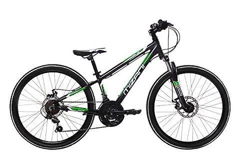 Mizani Aspire 24, Boys Mountain Bike, 18 Speed STI Gears,