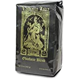 Valhalla Java Whole Bean Coffee by Death Wish Coffee, Fair Trade and USDA Certified Organic - 12 Ounce Bag