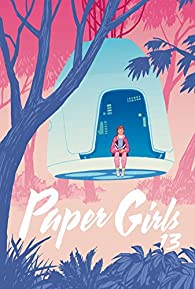 Paper Girls nº 13 par K. Vaughan
