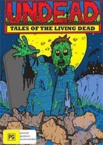 (Undead - Tales Of The Living Dead (5 Films) - 2-DVD Set ( I Bury the Living / Crypt of the Living Dead / Horror of the Zombies / Teenage Zombies / White Zombie [ Australische Import ])