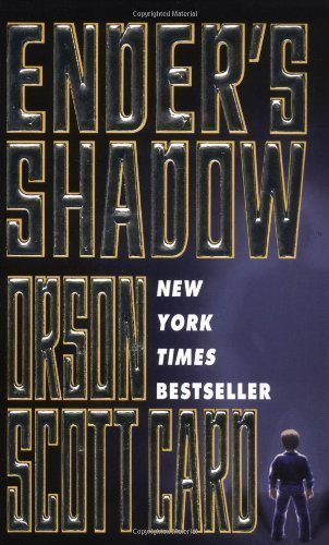 Ender's Shadow (Ender, Book 5) 1st (first) Edition by Orson Scott Card [2000]