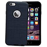 Digikart Hybrid Shock Proof Blue Mobile Back Cover Case for iPhone 6/6S