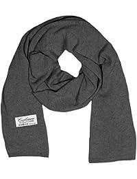 Mevina Kaschmirschal Winter Schal Premium Qualität inkl. Geschenkverpackung Kaschmir und Wolle Unisex inkl. Geschenkverpackung