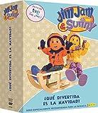 Jim Jam   Sunny: Que Divertida Es La Navidad - Pck 4 [DVD]