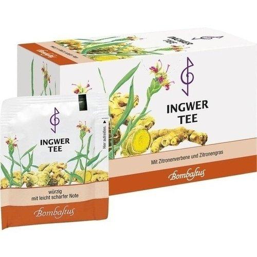 INGWER TEE Filterbeutel 20 St Filterbeutel
