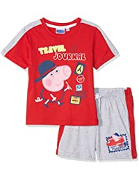 Peppa Pig George, Conjunto de Ropa para Niños