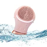 SENSSE Silicone Facial Cleansing Brush and Exfoliator - Get Radiant, Youthful Skin in 7 Days With This Gentle Exfoliating Face Brush