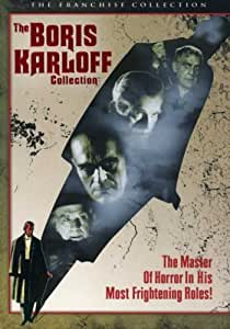 The Boris Karloff Collection [Import] [Import USA Zone 1]